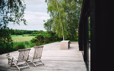 Tag på sommerferie i Danmark