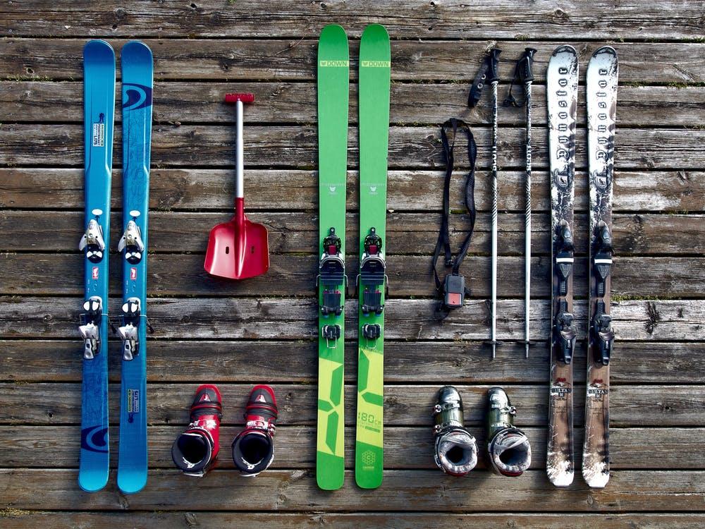 Ski kan sagtens lejes