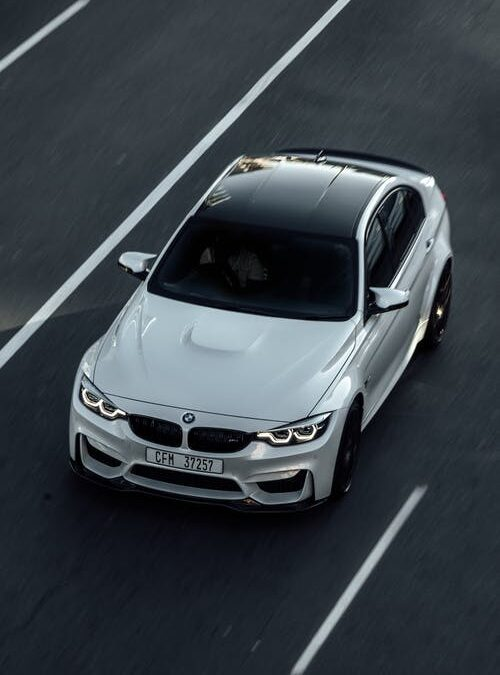 BMW_bil