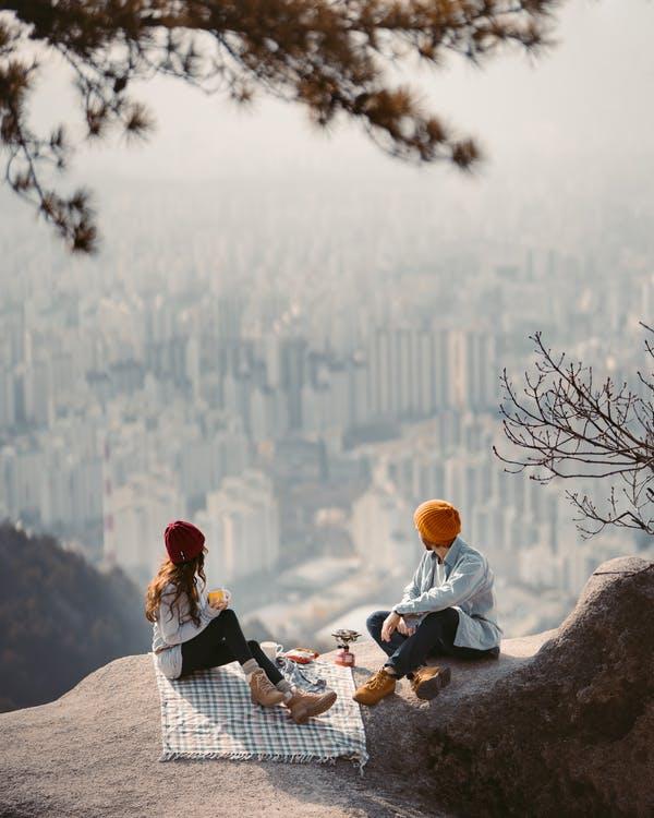 par på rejsen