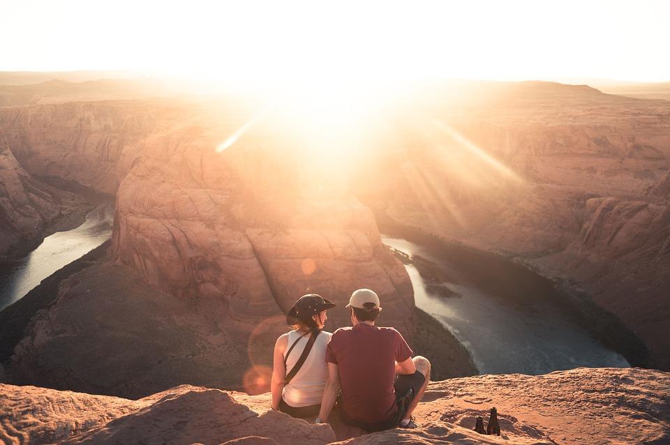 Par på rejse