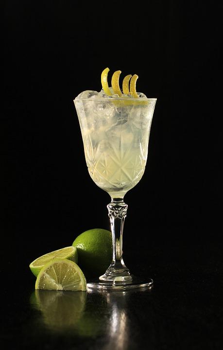 Cocktail på ferien